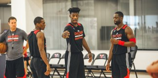 Wade, Butler, Rondo Stand Ground on Strong Comments