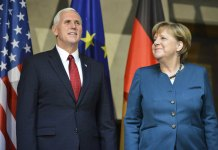 US 'Unwavering' in Support for Nato Allies, Says Pence