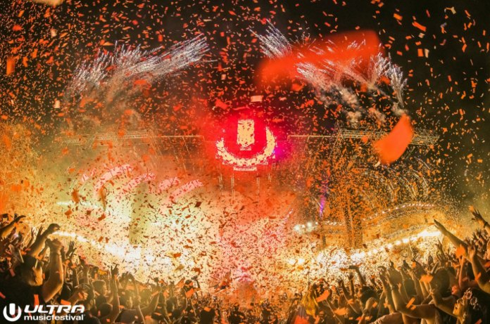 Highlights of First Day at Ultra Miami 2017