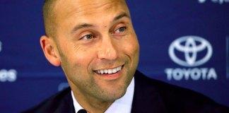 Derek Jeter, Jeb Bush Join Forces in Bid to Buy Marlins