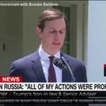 Jared Kushner Answered Questions from Senate Investigators