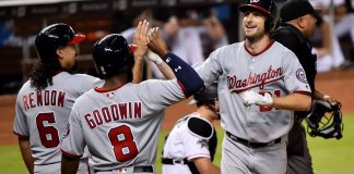 Marlins Rally After Max Scherzer Leaves Game to Beat Nationals 7-6