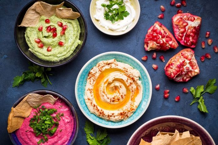 Hummus can help lower cholesterol