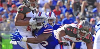 Tampa Bay Buccaneers Collapse to Bills in a 30-27 Loss