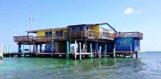 Miami's Iconic Offshore Stiltsville Has Even Survived Hurricane Irma