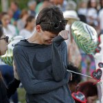 Shooting Survivors on Potential Collision Course with Trump