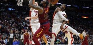 Wade, Heat Stymie Cavaliers, 98-79