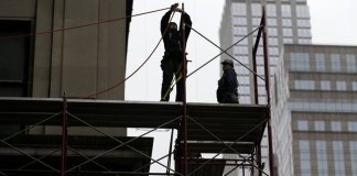 US Adds a Modest 164,000 Jobs; Unemployment Down to 3.9 pct.