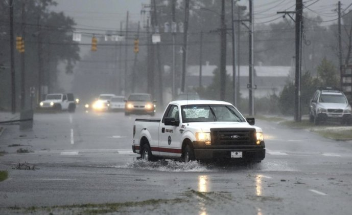 Hurricane Florence - Latest Weather Update - Florida Daily Post