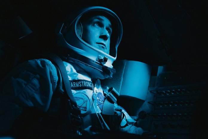 Chazelle's 'First Man' is at Once Intimate and Grand