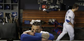 Machado's first World Series one to forget for Dodgers
