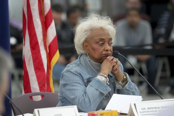 Elections Supervisor Suspended Following Recount Problems