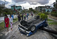 Tornado Hits Havana; at Least 172 Hurts, 3 Dead