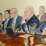 "Notorious drug lord Joaquin ""El Chapo"" Guzman convicted"
