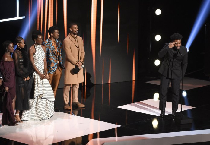 Highlights of the 50th NAACP Image Awards