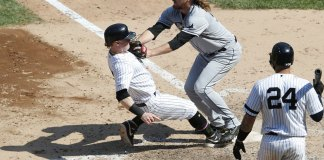 Yankees Take Advantage of Walks, Rout Rays 13-5