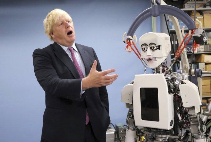 Boris Johnson's chaotic path to power finally pays off