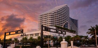 W Fort Lauderdale: Oceanfront Luxury With An Edge