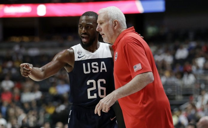 Analysis: Popovich faces tough numbers game for World Cup