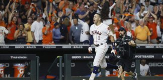 Correa HR in 11th, Astros Top Yankees 3-2; ALCS Tied at 1