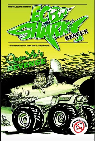 Eco Sharks Rescue