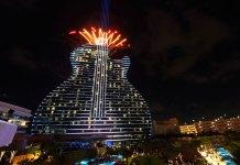 Brand New Guitar Hotel Brings 'Las Vegas' Feeling to South Florida