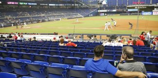 MLB Average Attendance Down 1.7%, Hurt by Losing Teams