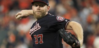 Strasburg, Nats Top Astros 7-2, Force World Series Game 7