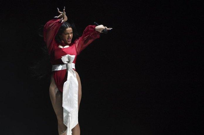 Latin Grammys CelebrateS 20 Years with Massive Performance