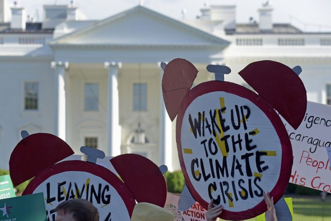 Regret at Trump's Decision to Pull out of the Paris Climate Agreement