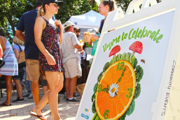West Palm Beach GreenMarket: Helping to Build a More Livable Community