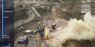 Blue Origin Launches, Lands Same Rocket Record 6 Times