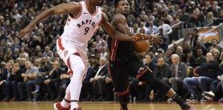 Butler Has Triple-double, Heat Beat Raptors 121-110 in OT