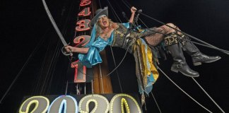 Drag Queen, Lime among New Year's 'Drops' in Florida Keys