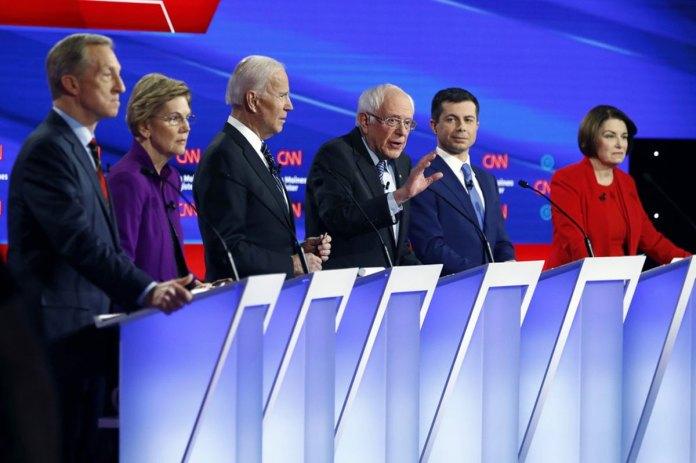Key Takeaways from Democratic Presidential Debate in Iowa