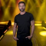 Ricky Martin Finds Inspiration in Puerto Rico Protests