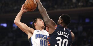 Knicks Edge Magic 105-103 for Third Straight Win