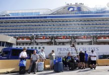 A Third Princess Cruise Ship Kept at Sea Pending Virus Tests