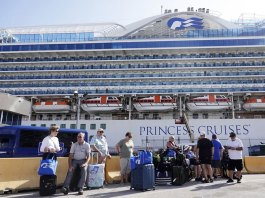 A Third Princess Cruise Ship Kept at Sea Pending Virus Tests