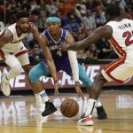 Hornets Top Heat 109-98 as NBA Shutdown