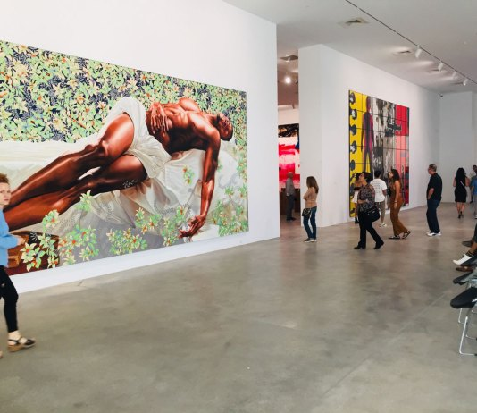 Three Museums Up the Art Ante in Miami