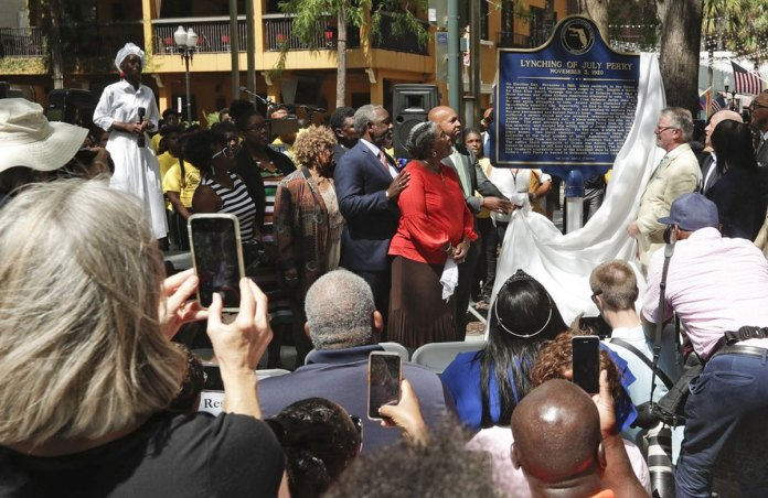 As racism protests roil US, Florida revisits dark past