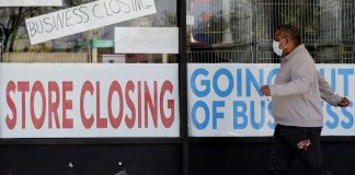 Employers laid-off 7.7 million workers in April