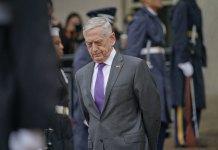 Ex-defense chief Mattis rips Trump for dividing Americans