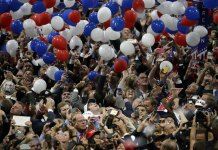 GOP picks Jacksonville, Florida, for Trump convention speech