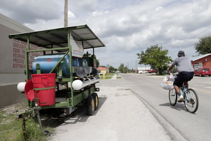 Migrant towns in Florida become coronavirus hot spots in US Immokalee