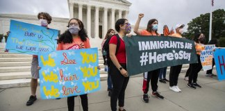 Supreme Court rejects Trump bid to end DACA protections