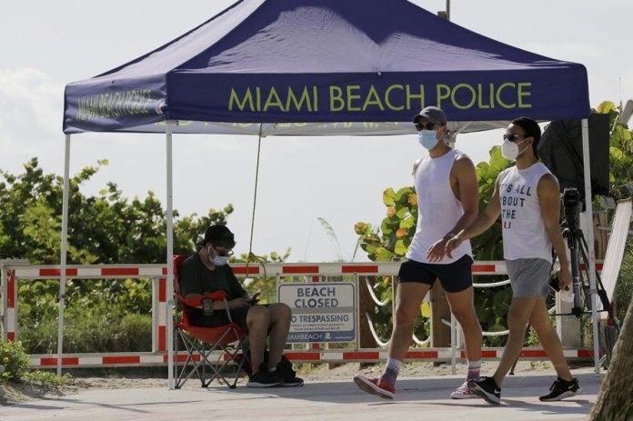 Curfews, closures as COVID-19 burdens Florida hospitals