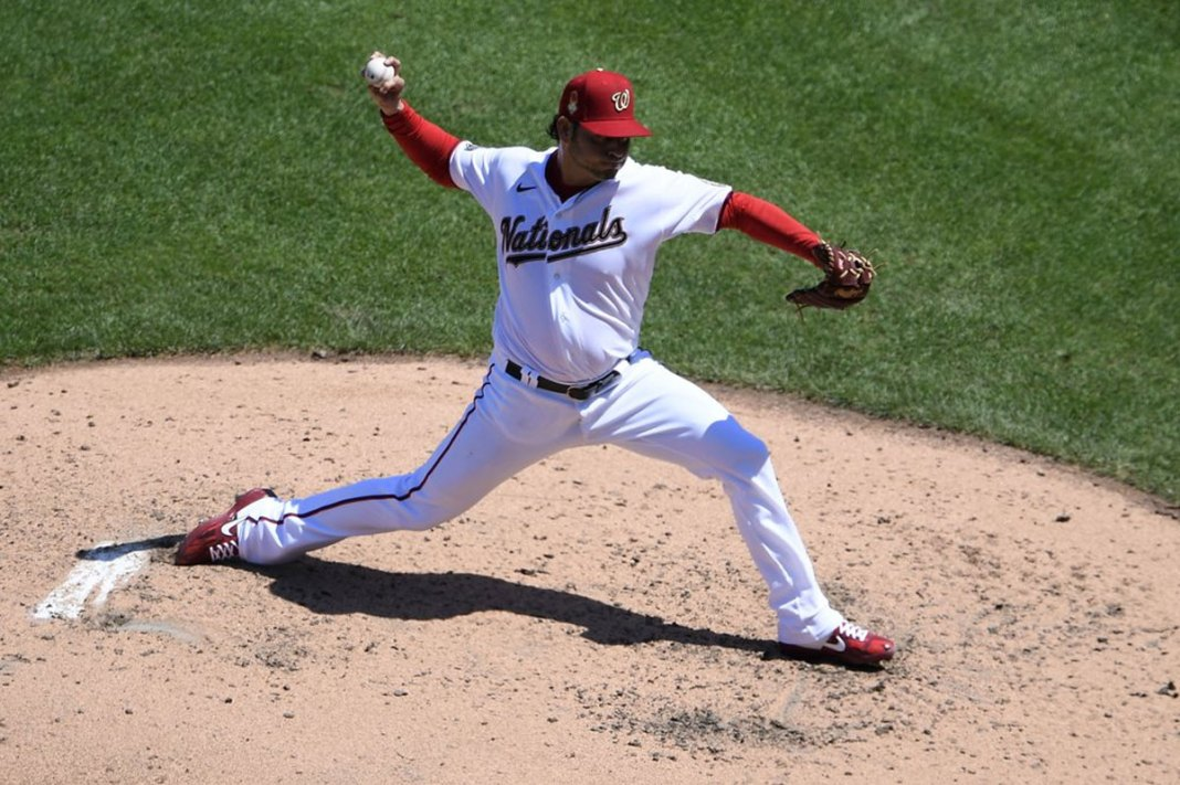 Aníbal Sánchez pitches Nationals past Marlins 9-3