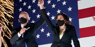 Biden & Harris The ticket to restore normalcy and democracy